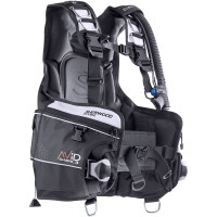 Sherwood NEW Avid CQR-3 Back Inflation Scuba Diving BC/BCD Weight Integrated