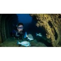NAUI Technical Wreck Penetration Diver