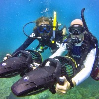 PADI Diver Propulsion Vehicle Diver Specialty