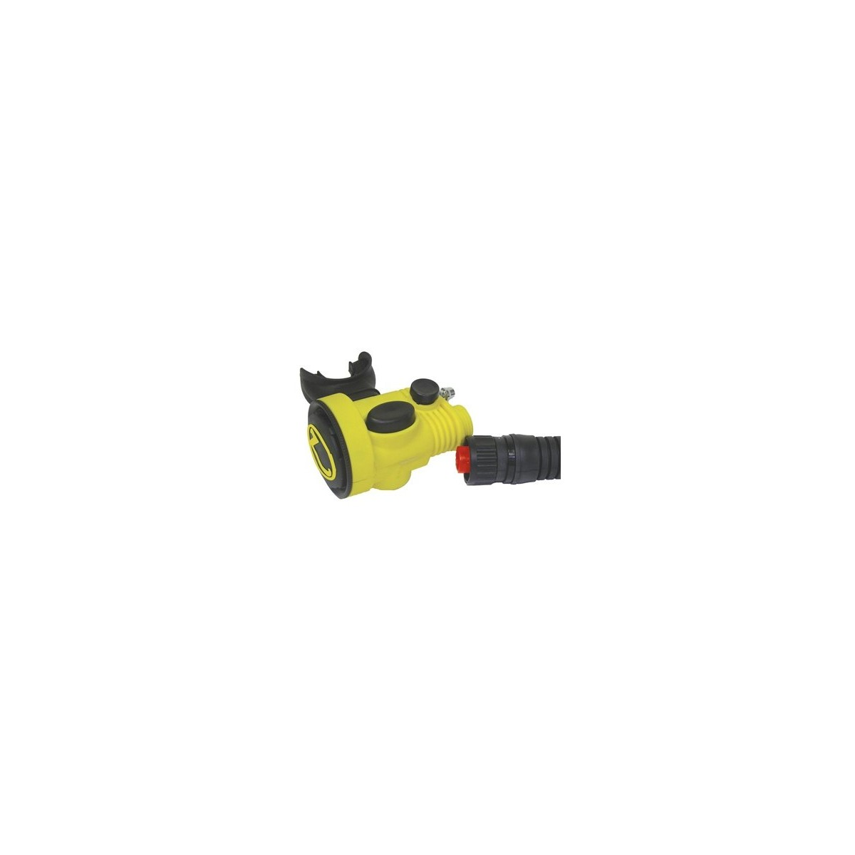 "Zeagle Scuba Octopus-Z With 27"" Hose - Yellow"