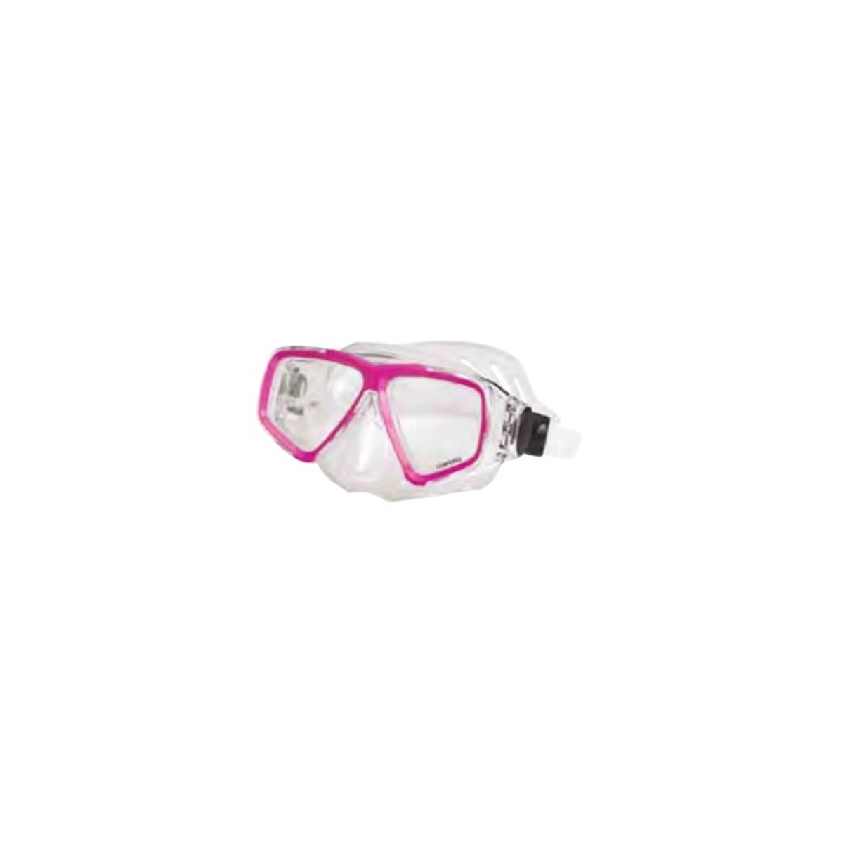 Deep See by Aqua Lung Clarity Two Window Dive Mask