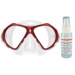 Scubapro Spectra Mini Dive Mask w/ 2oz Defog Spray