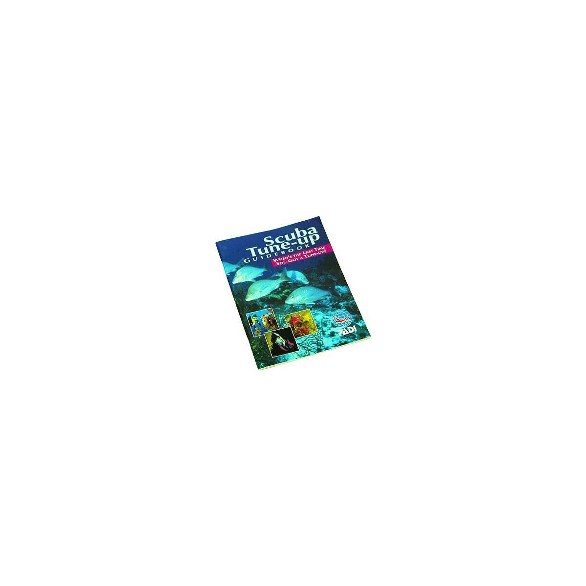 PADI Open Water Scuba Diver Refresher Book