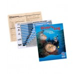 PADI E-Learning Essentials, Log Book, RDP Recreational Dive Planner And Record File