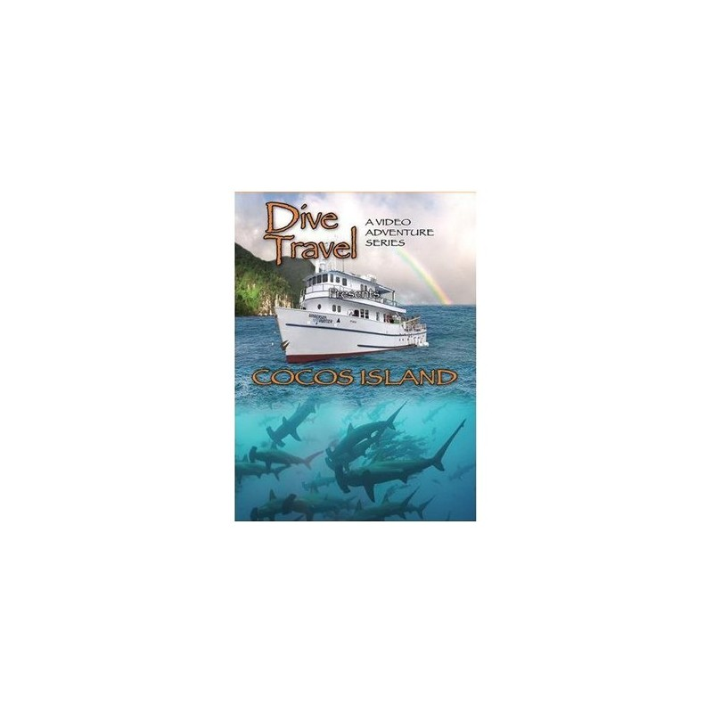 Dive Travel Cocos Islands In The Pacific Ocean DVD