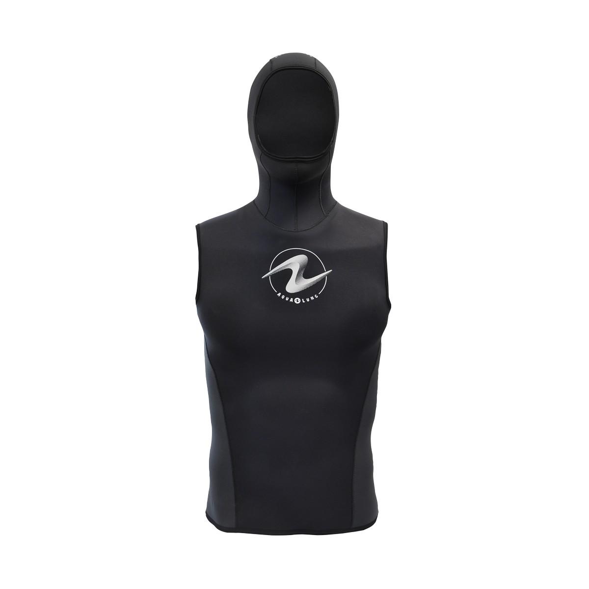 Aqua Lung AquaFlex Hooded Vest Mens 6/5/3 mm