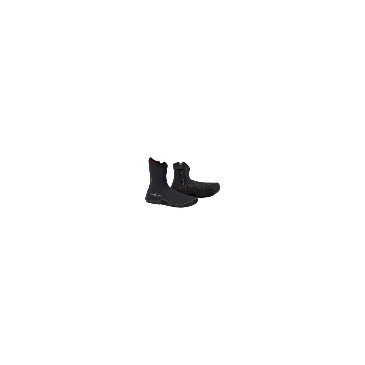 Aqua Lung Men's 6.5mm Echozip Ergo Boot