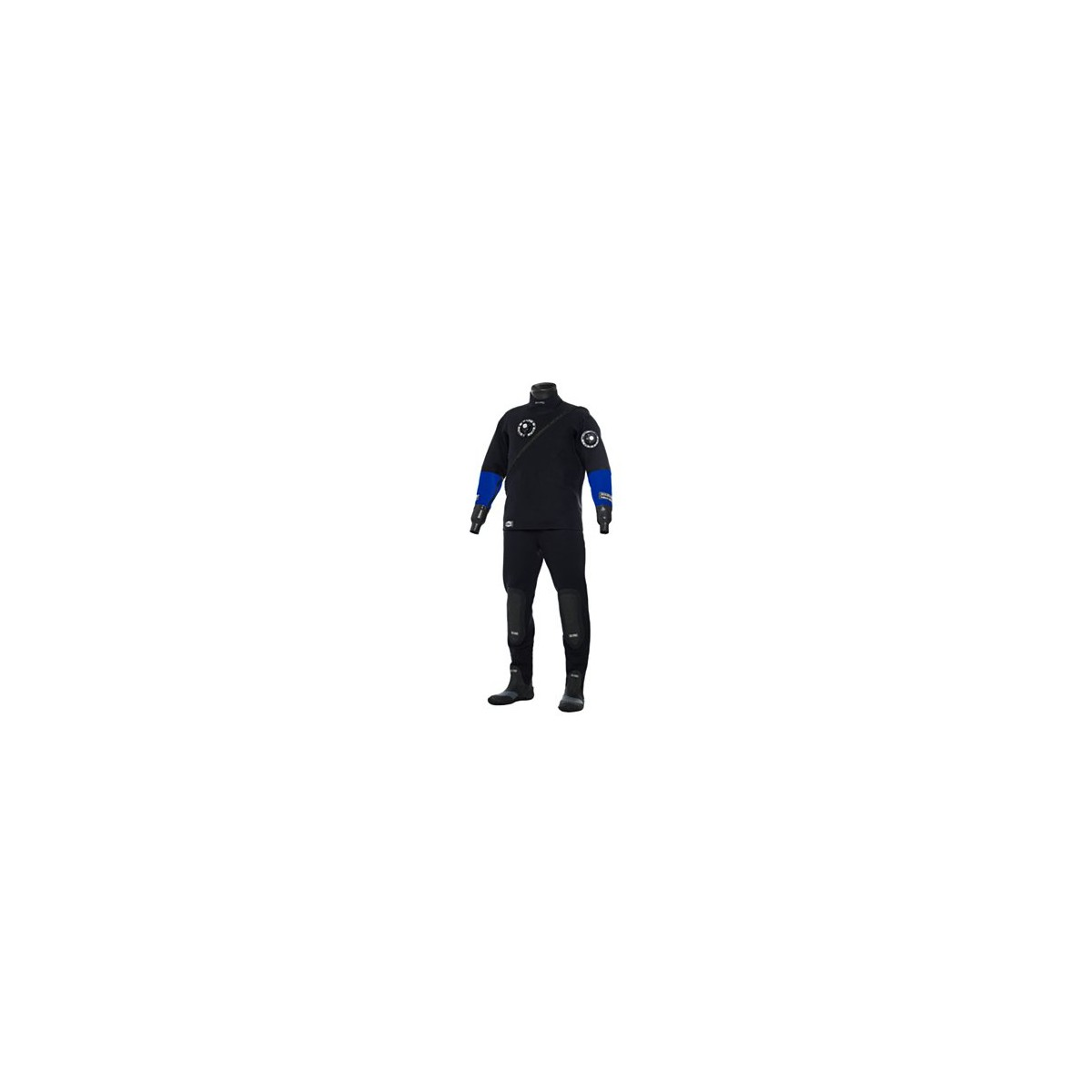 Bare XCD2 Tech Dry DrySuit With Lifetime Guarantee Dry Suit