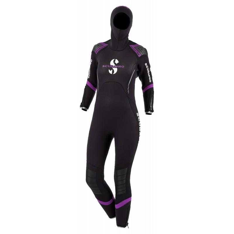 Scubapro Women's Sport Hooded Semi-Dry 7mm Wetsuit