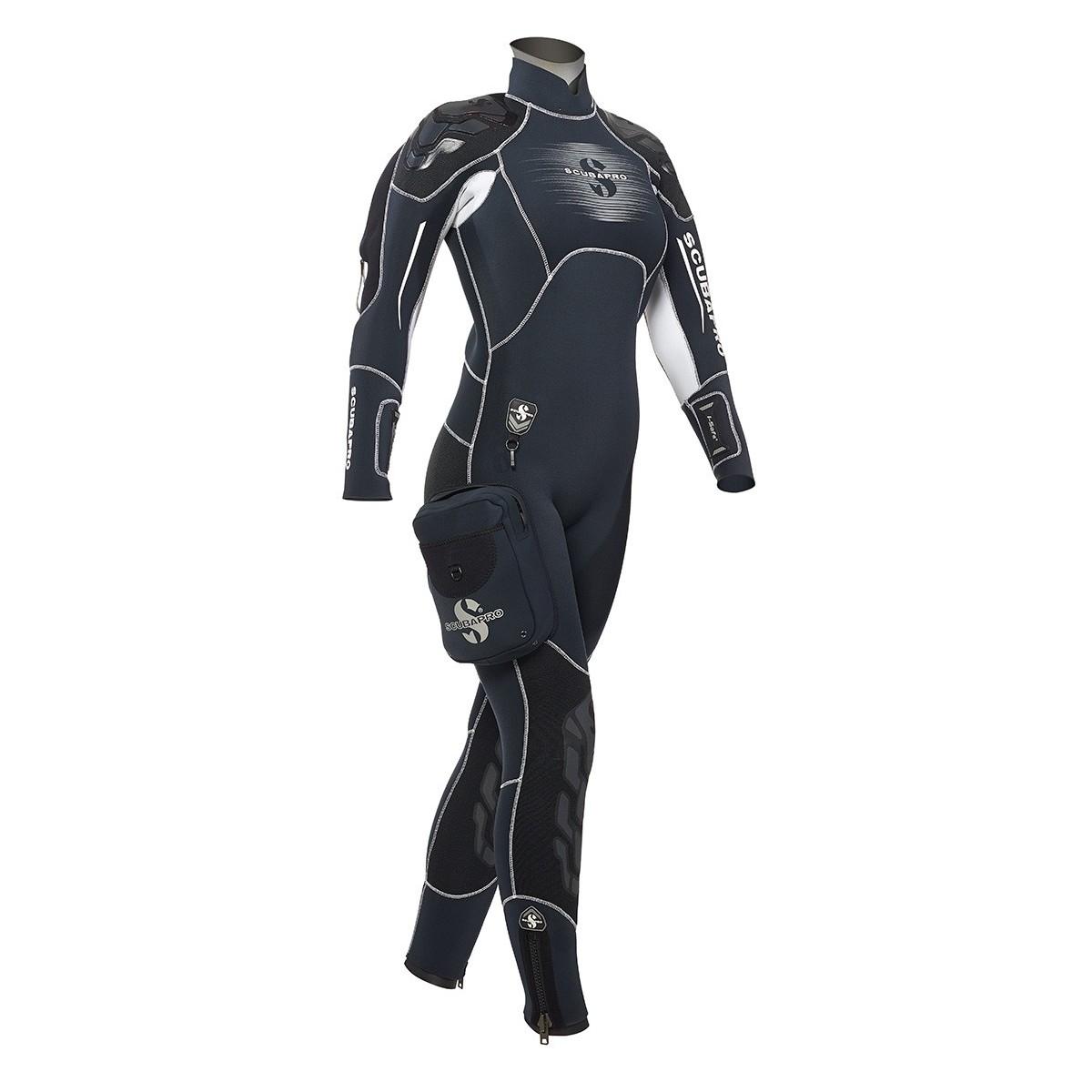 Scubapro Women's NOVA SCOTIA Semi-Dry 6mm Wetsuit