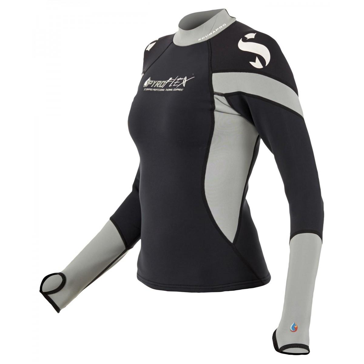 Scubapro Women's Pyroflex Long Sleeve Rash Guard