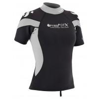 Scubapro Women's Pyroflex Short Sleeve Rash Guard