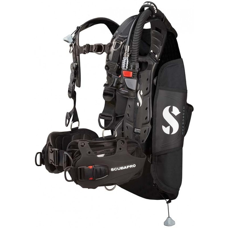 Scubapro Mens HYDROS PRO Back Inflation BCD