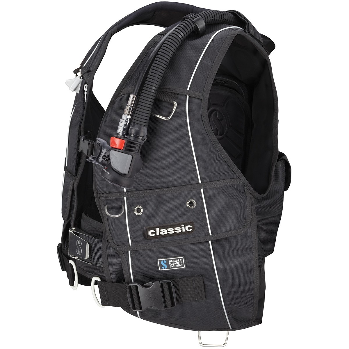 Scubapro CLASSIC Jacket Style BCD - Air 2