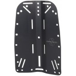 Scubapro ALUMINIUM BACK PLATE Technical