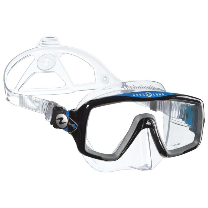 Aqua Lung Ventura + Single Lens Dive Mask