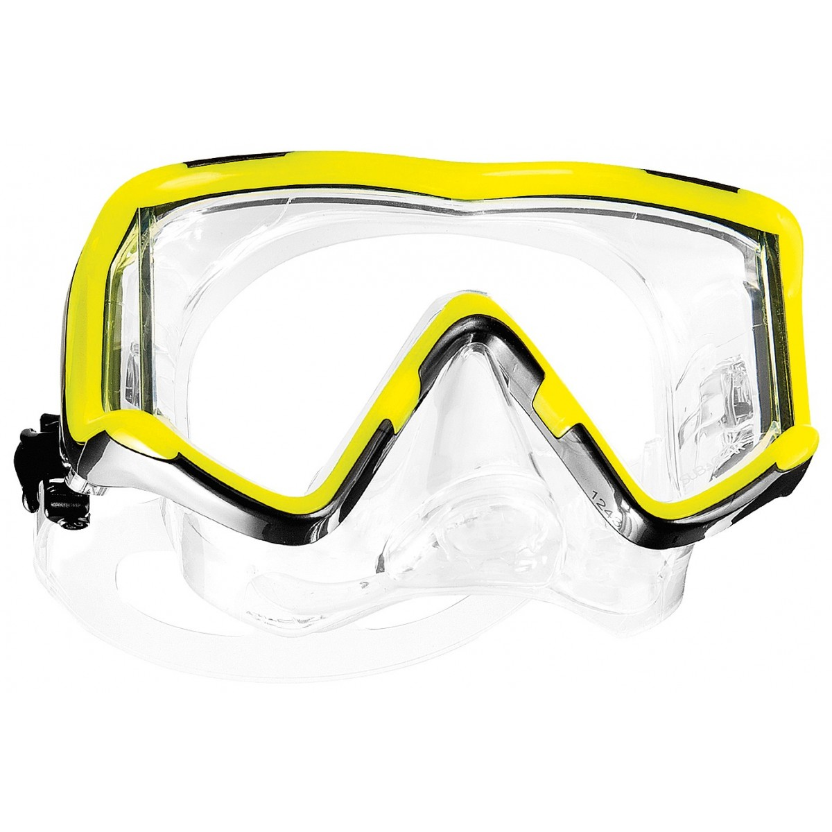 Scubapro Sub Vu Dive Mask With Purge