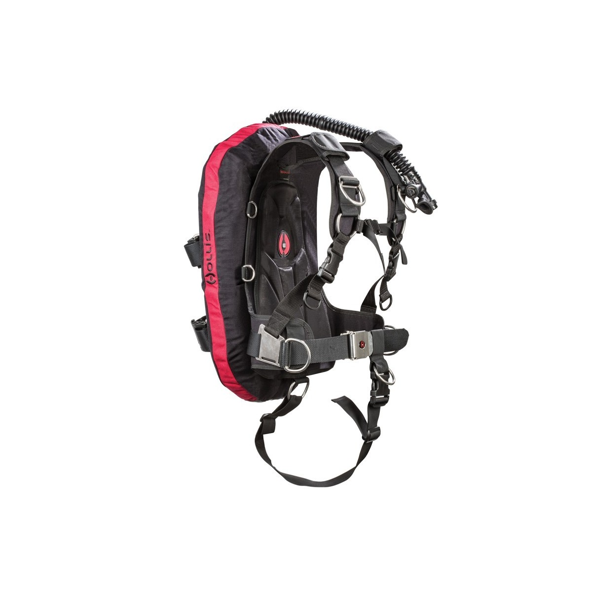 New Hollis HTS II Harness Technical System For Scuba Diving