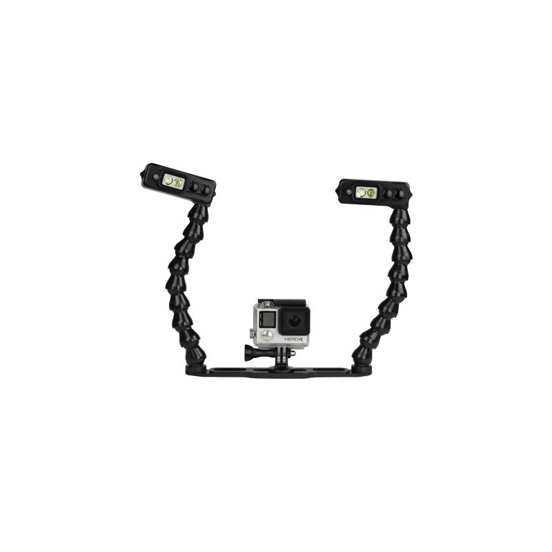 Light and Motion Camera Tray