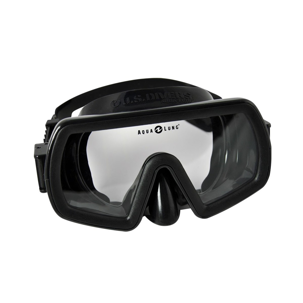 Aqua Lung Maui Single Lens Dive Mask