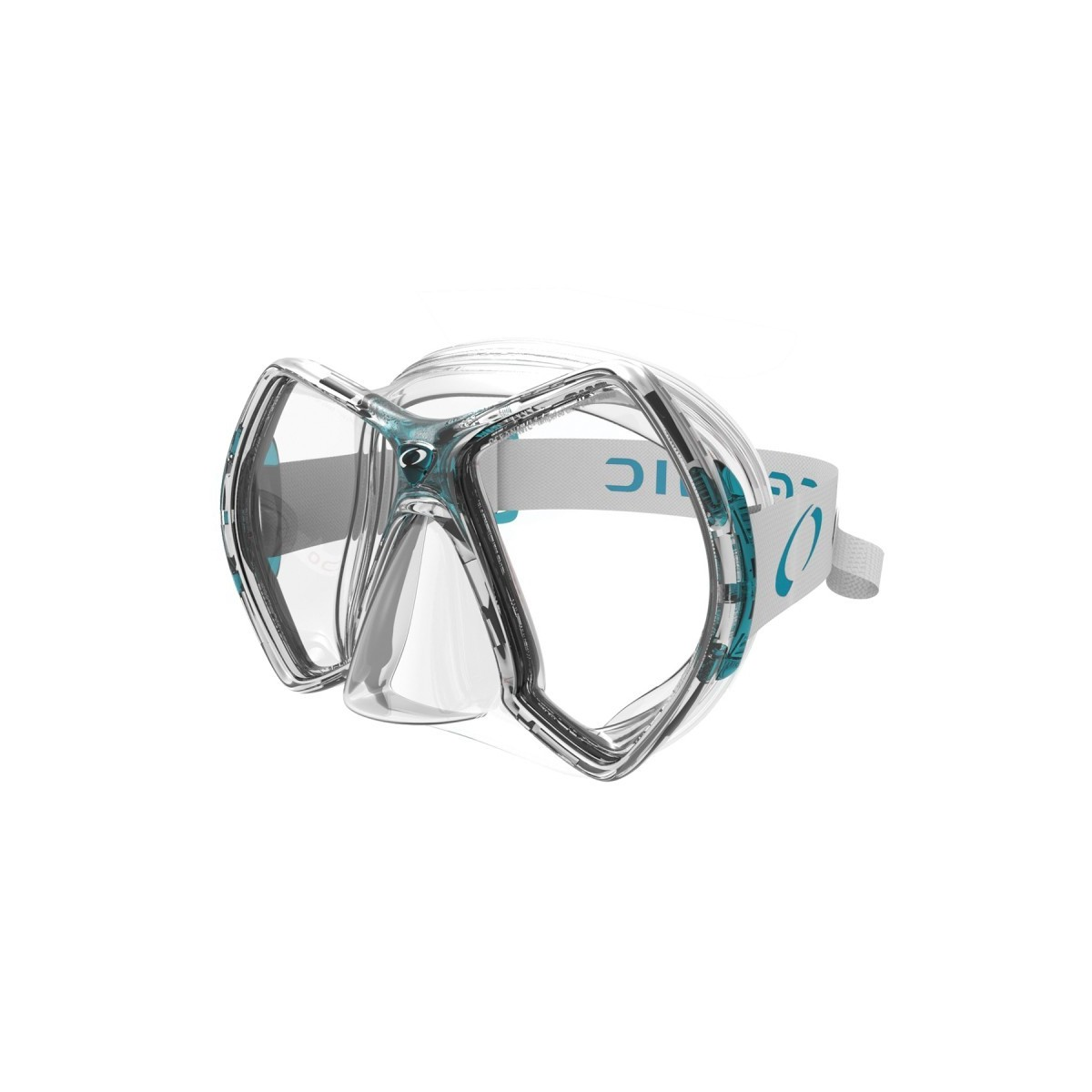 Oceanic Cyanea Double Lens Dive Mask