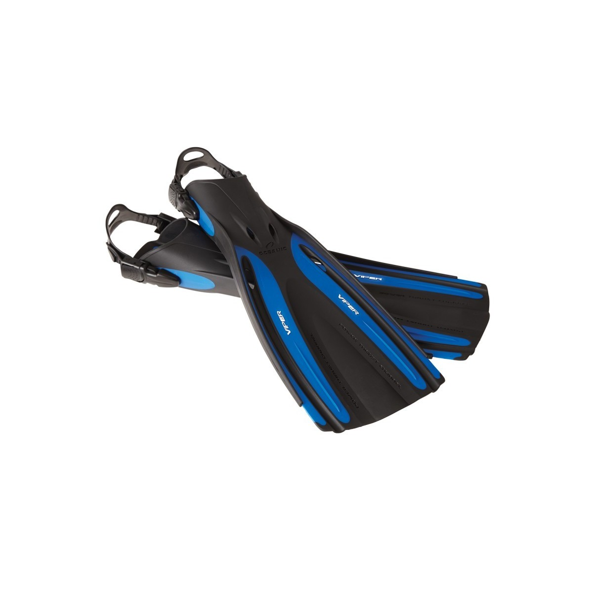 Oceanic Viper Open Heel Diving Fins