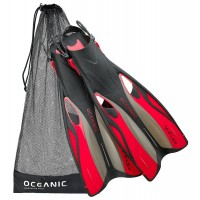 Oceanic V-Flex Snorkeling Fins