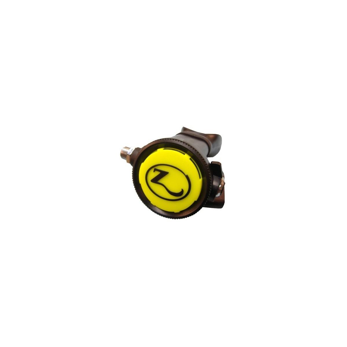"Zeagle Scuba Regulator-Envoy Octo- 36"" Hose-Yellow"