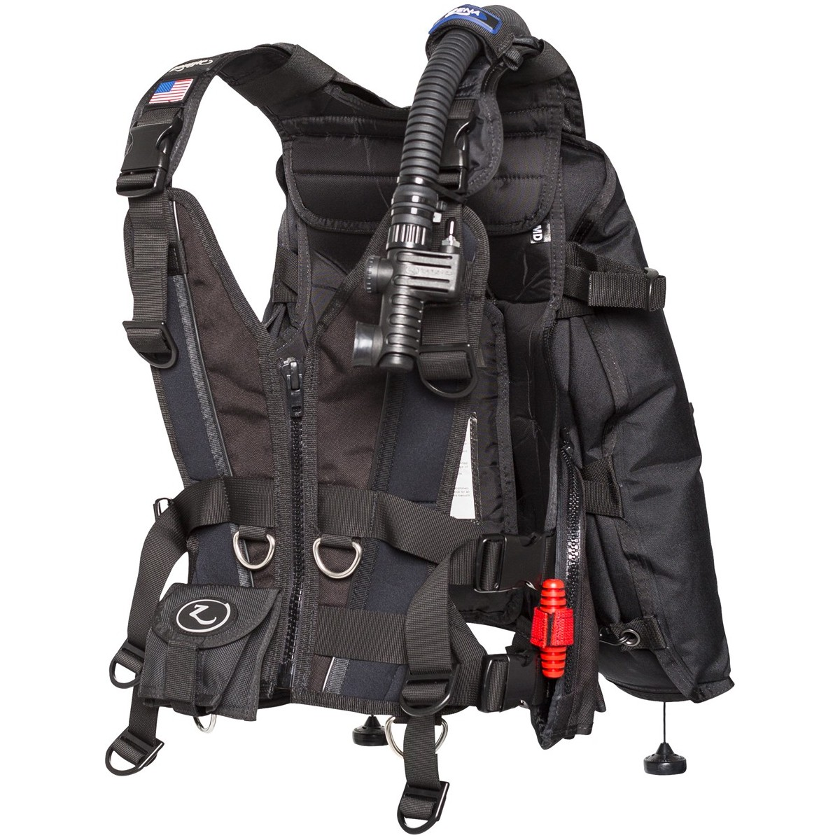 Zeagle Zena Women`s Rear Inflation BCD