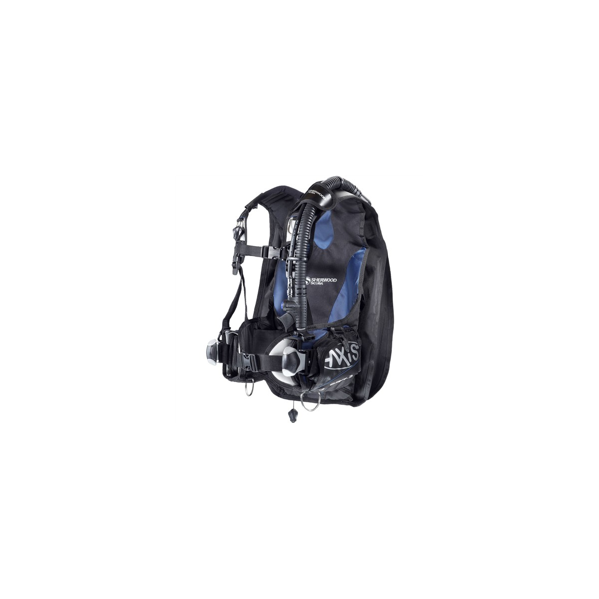 Sherwood Axis Back Inflation BCD