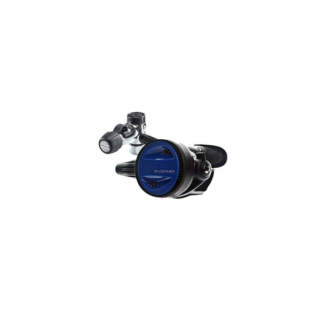 Sherwood Blizzard Cold Water 1st And 2nd Stage Scuba Diving Regulator