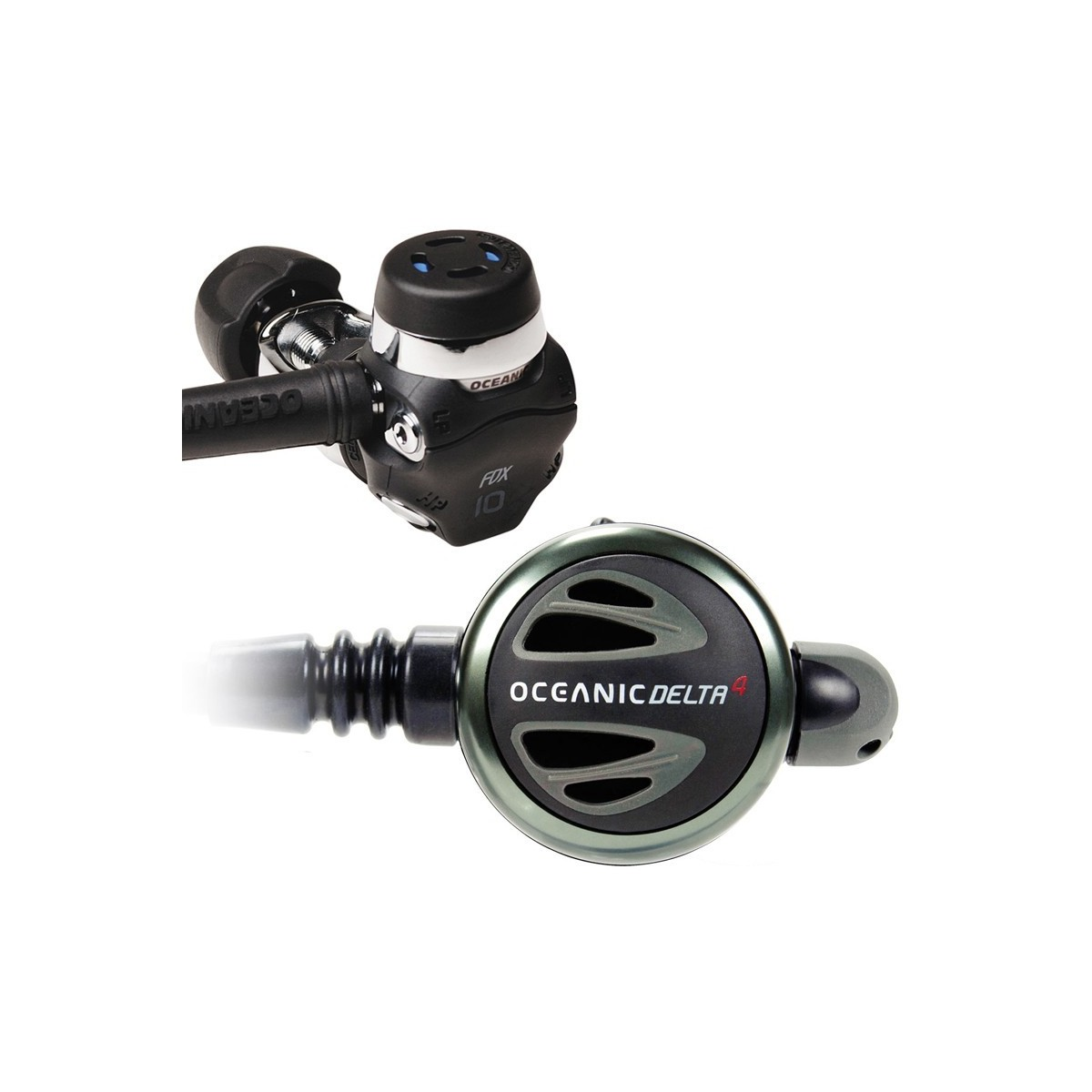 Oceanic Delta 4.2 Regulator With FDX-10