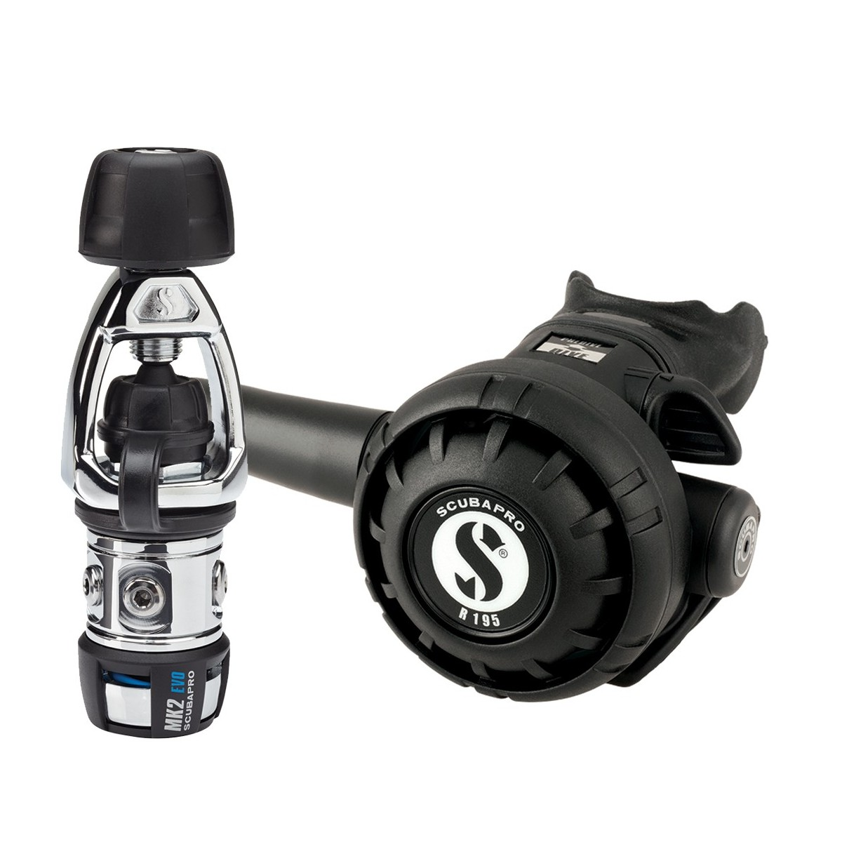 ScubaPro MK2+/R195 Balanced Scuba Diving Regulator