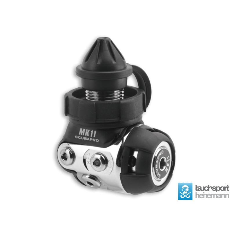 Scubapro MK 11 DIN First Stage Only Scuba Regulator