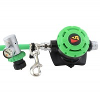 Dive Rite O2 DECO Regulator, DIN