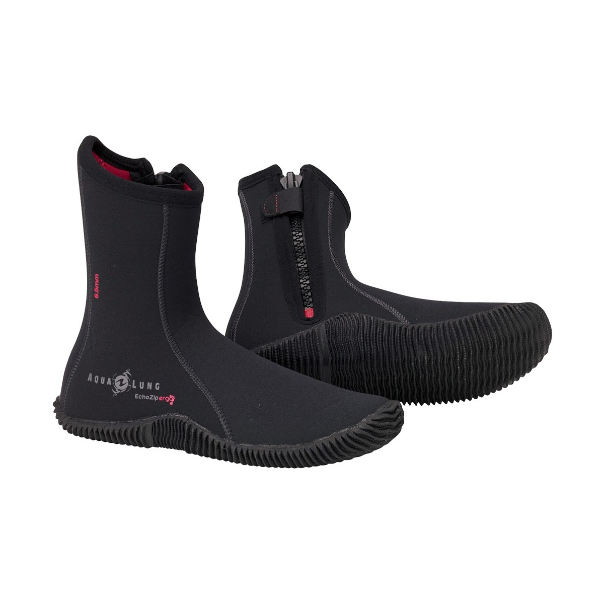 Aqua Lung Men's 5mm Echozip Ergo Boot