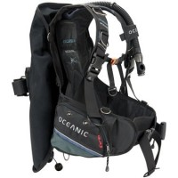 Oceanic Excursion 2 Weight Integrated Back Inflation Scuba BCD