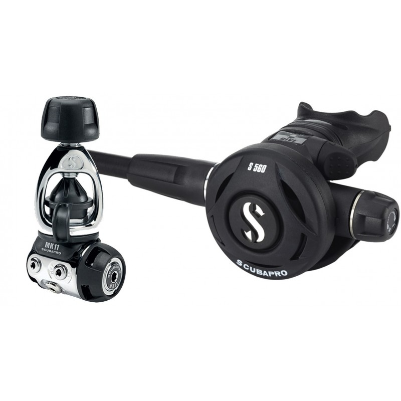 Scubapro Mk11/C350 Regulator-Yoke