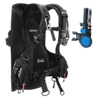 New Oceanic BioLite Travel BCD With Air XS 2 Inflator