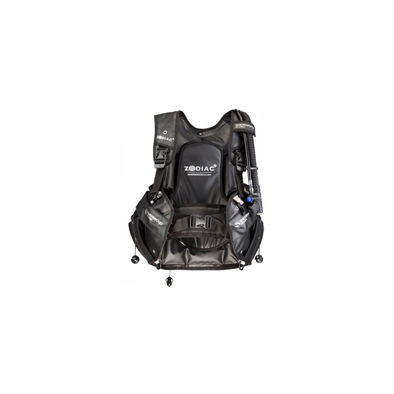 Sherwood Zodiac+ BCD With Gemini Inflator