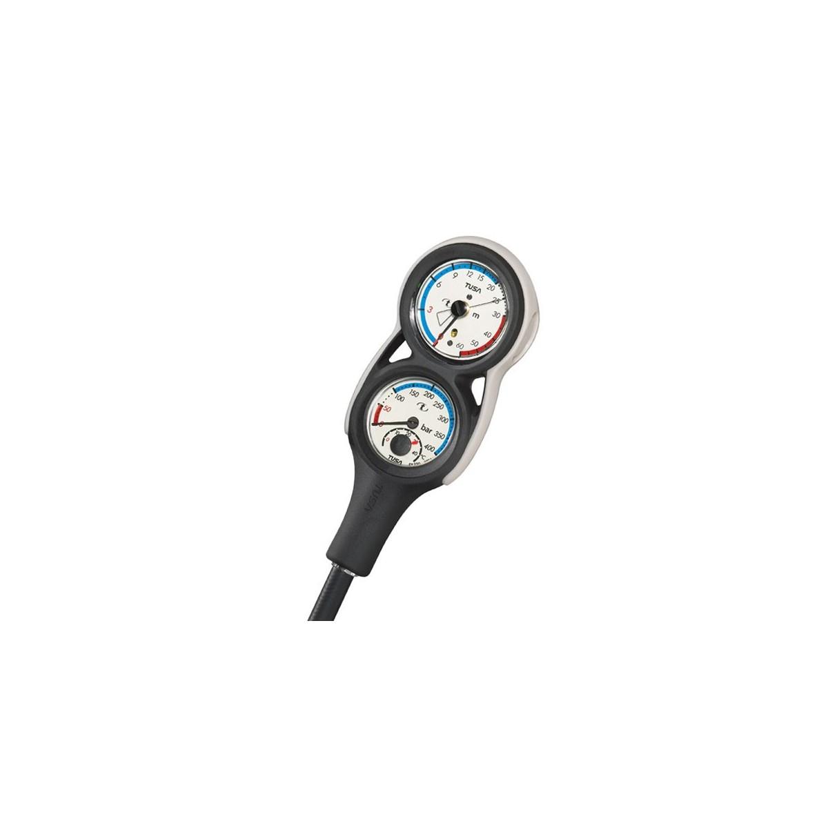Tusa Platina 2 gauge Analog console