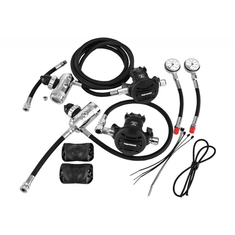 Apeks Sidemount Regulator Kit