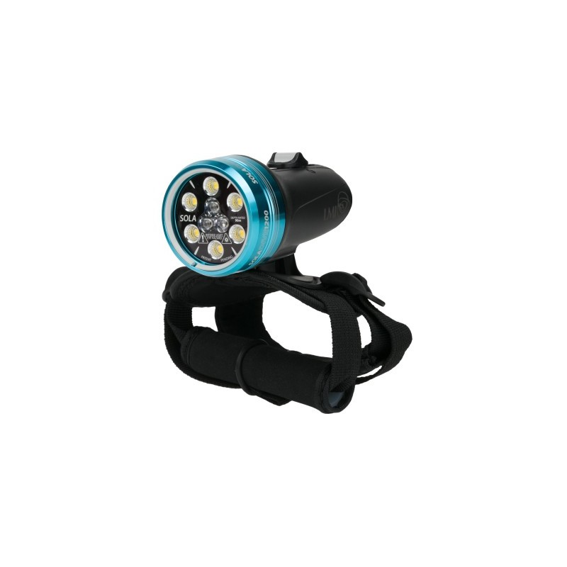 Light and Motion Sola Dive 1200 Spot/Flood