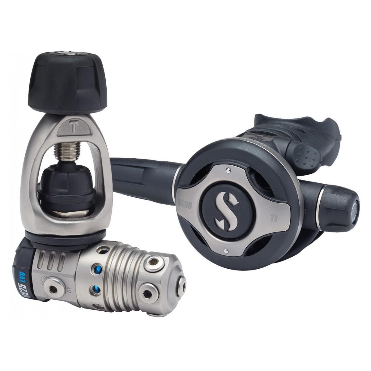 Scubapro MK25T EVO /S620 Titanium Regulator-Din