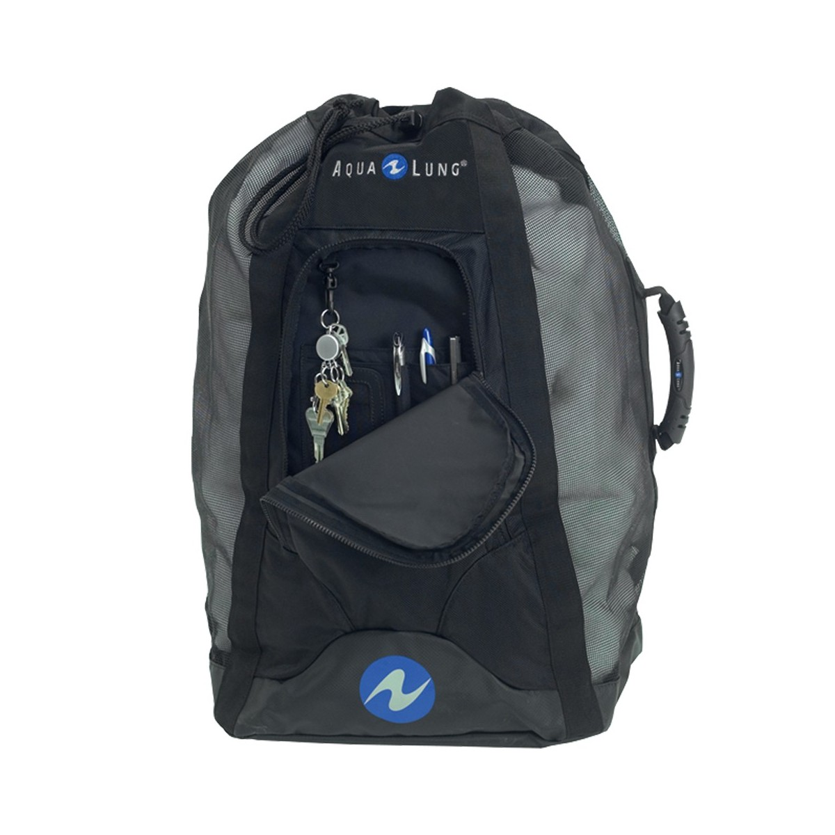 a5169d9775 Aqua lung Oceanpack Deluxe Mesh Backpack Bag. Hover to zoom