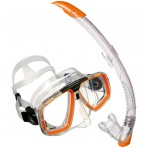 Aqua lung Look / Zephyr Combo of Mask Snorkel