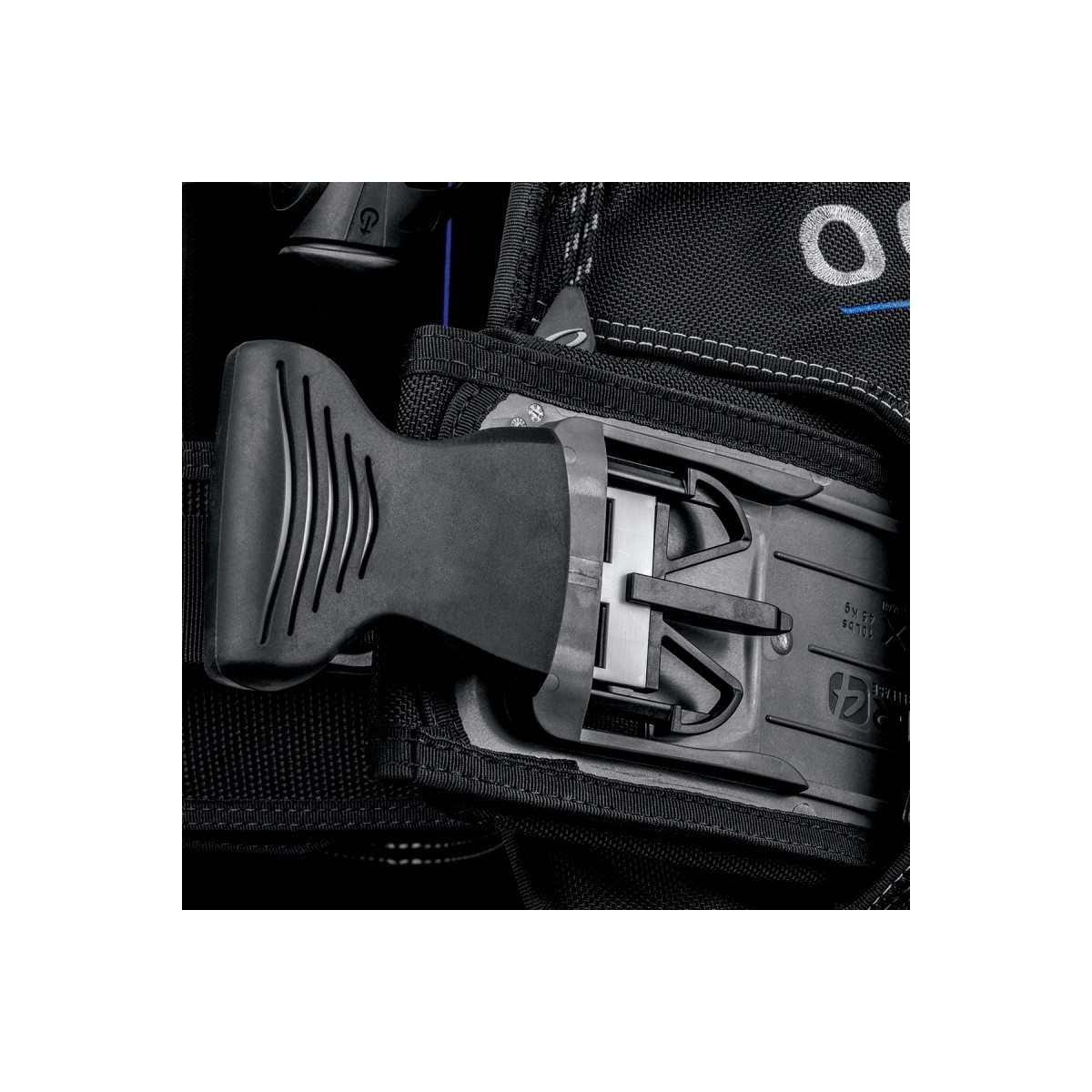 Oceanic weight pockets pair qlr 4