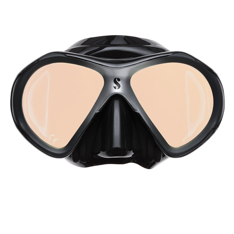 ScubaPro Spectra Mini Scuba Dive Mask with Mirrored Lens