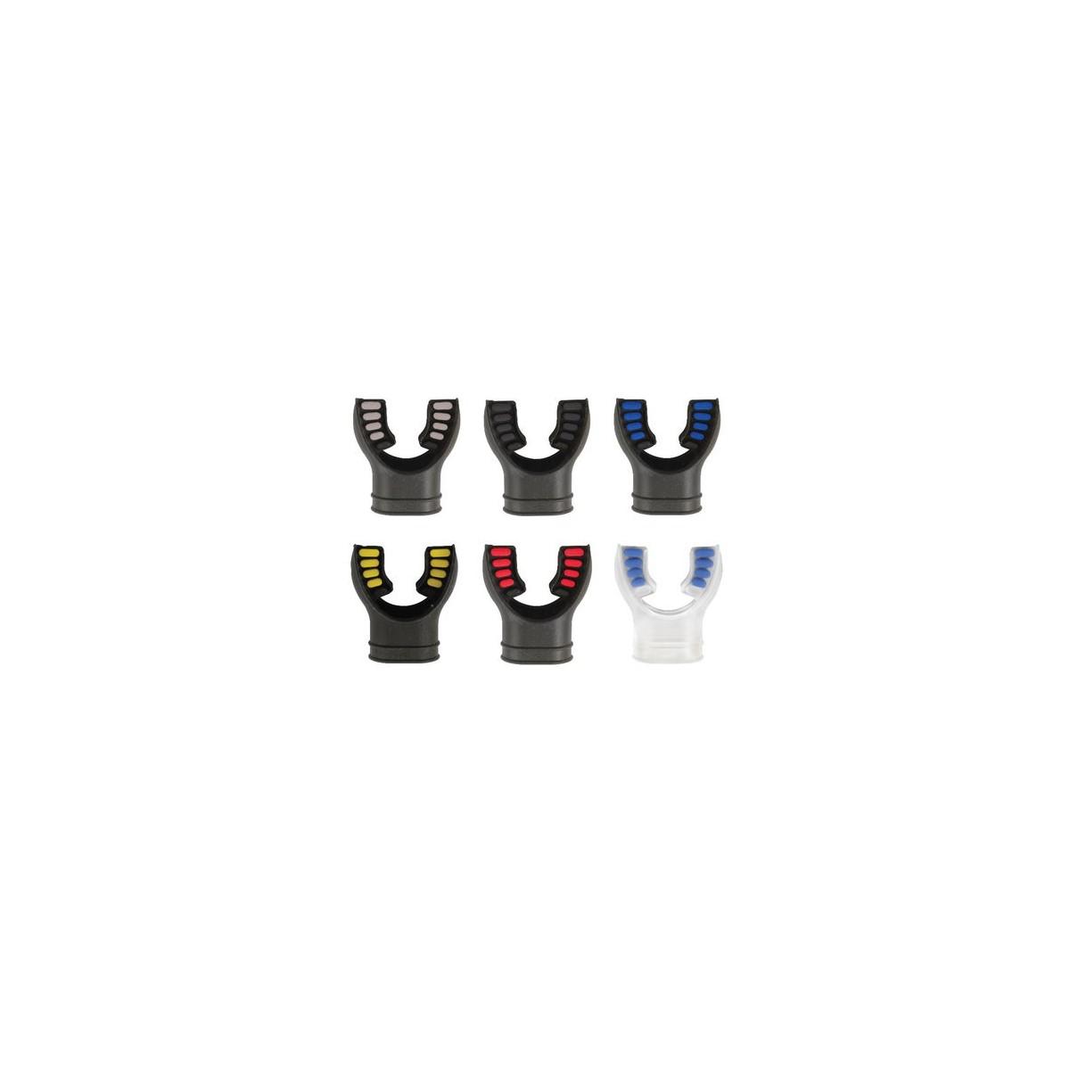 Xs Scuba Dual Color Mouthpieces