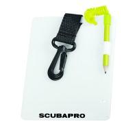 Scubapro Slate With Pencil